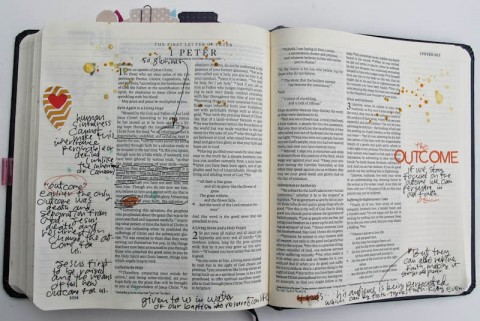Journaling Bible Guest | Jil Larson