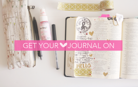 Journaling Bible | Be Still