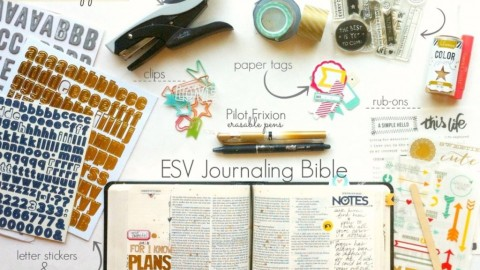 Journaling Bible | Veronica Milan