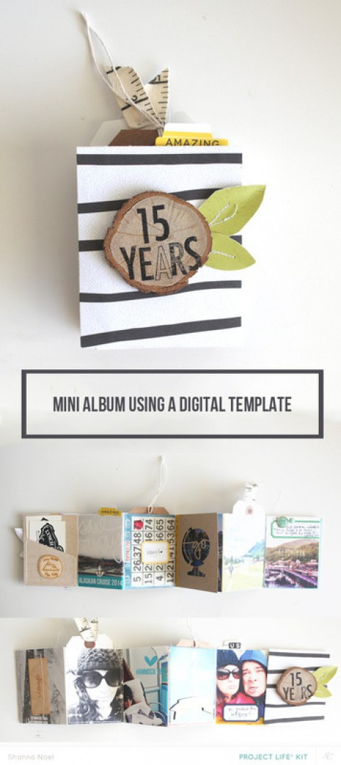 15 years | Mini Album