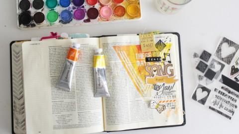 Journaling Bible | Writing in the Margins