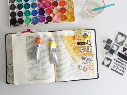 Journaling Bible | Writing in the Margins