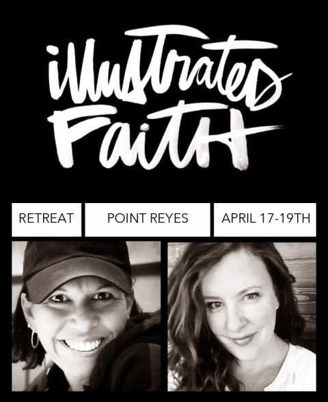 Illustrated Faith Retreat | April 2015