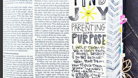 Reflect Sunday | Finding Joy in Parenting with Purpose