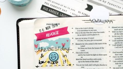 Illustrated Faith | Tela Holcomb