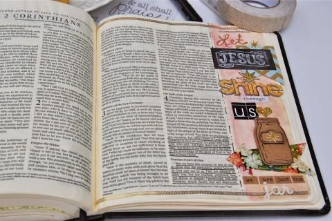 Illustrated Faith | Laura McCollough
