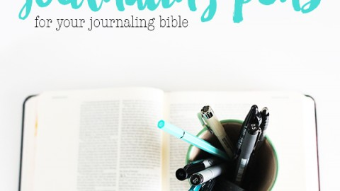 What's the difference Wednesday | Journaling Pens