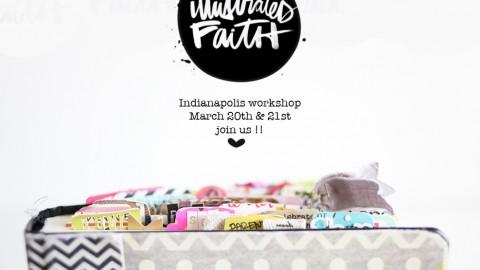 Illustrated Faith Workshop | Indianapolis