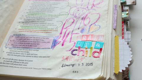 April Crosier | #kidsintheword