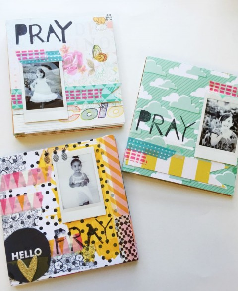 Janel Maclean   DIY Prayer Journal