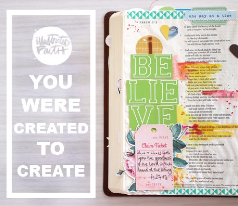 Natalie Elphinstone | You Were Created To Create