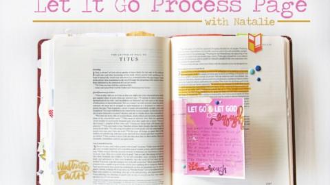 Natalie Elphinstone | Let Go Process Page