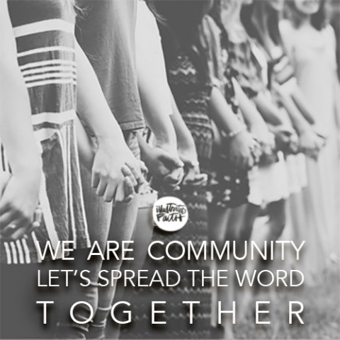 Illustrated Faith Community Instagram Account