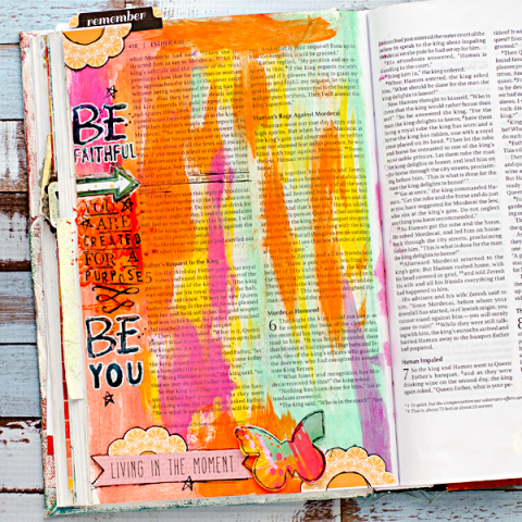 Heather Greenwood | The Battle To Stop Doodling In My Bible