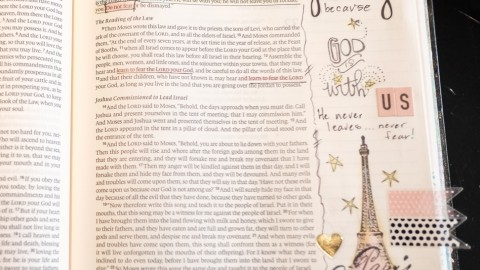 Debby Schuh | How Bible journaling has strengthened my faith