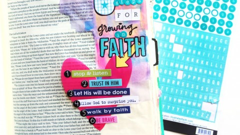 JANEL MACLEAN | 6 steps for Growing in Faith