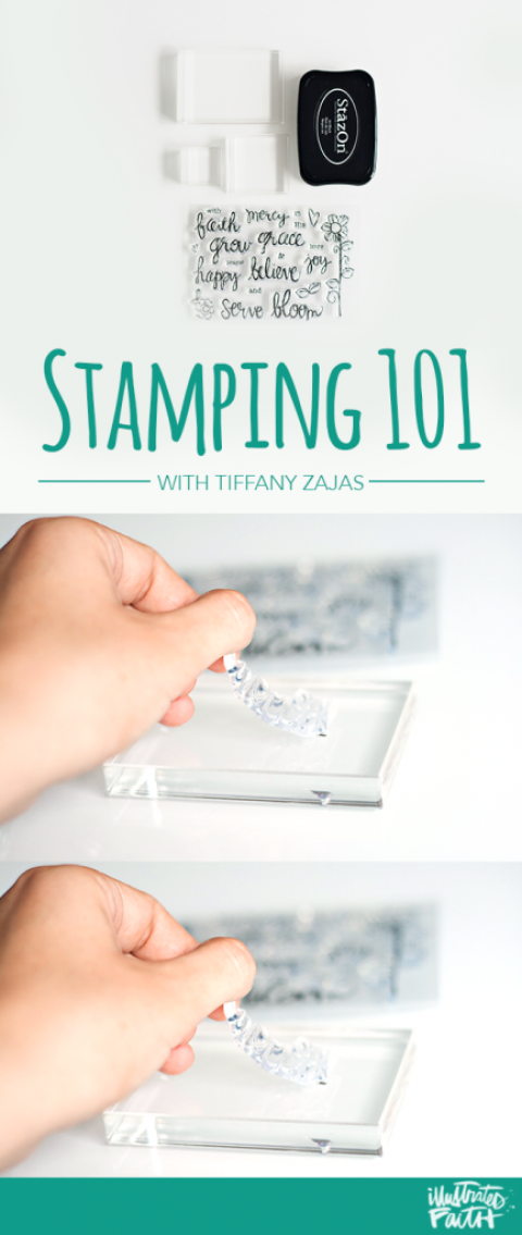 Tiffany Zajas | A Newbie's Guide to Stamping