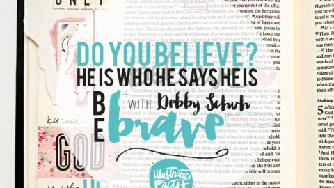 Debby Schuh | Who Me? Brave?
