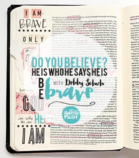 Debby Schuh | Who Me? Brave?