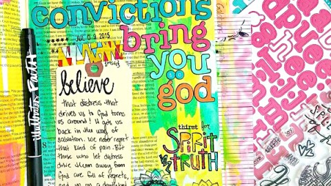 Amanda Cabrera | Let Your Convictions Bring You To God