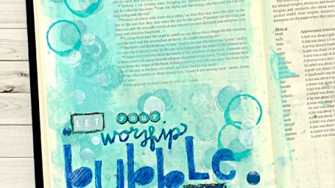 Heather Greenwood | Let Your Worship Bubble Over