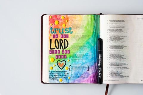 Tiffany Zajas   Trust In The LORD