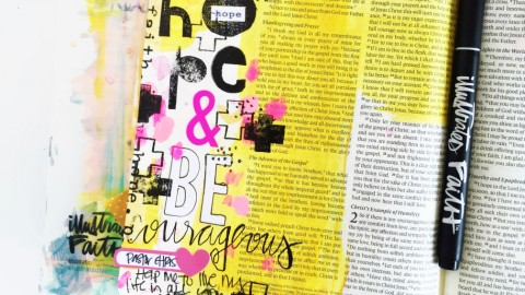Periscope – Process Video  Hope & Courage
