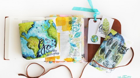 Go devotional kit from Illustrated Faith