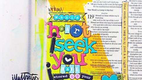 Tai Bender | Psalm 119:10-11