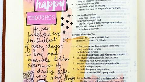 Janel MacLean | Psalm 63:6-8