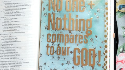 Debby Schuh | Nothing Compares To Our God
