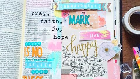 Florence Antonette | Mark 12:30-31