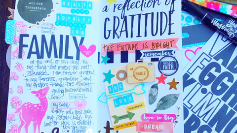 Florence Antonette | Gratitude Reflection