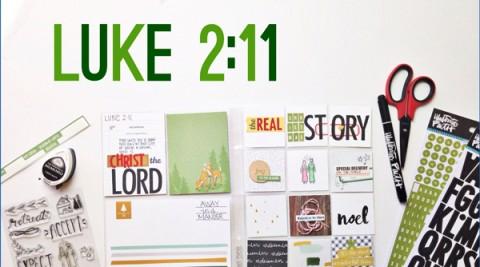 Andrea Gray | Luke 2:11