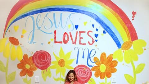 Gina Mazanec | Wall Mural