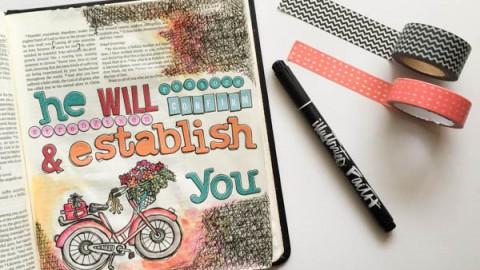Bekah Blankenship | 1 Peter 5