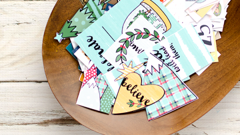 Heather Greenwood | Silhouette and printables tutorial