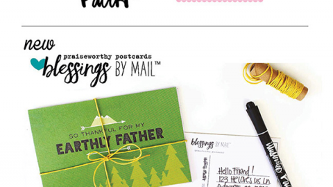 Blessings by Mail™ postcards with Bella Blvd