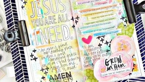 Stephanie Buice | Jesus, You Are All I Need