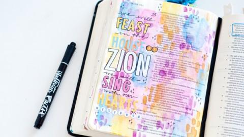 Jess Robyn | Isaiah 25:6-9