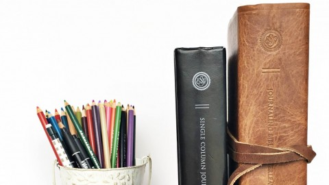 ESV Interleaved Journaling Bible and ESV Single Column Journaling Bible Comparision