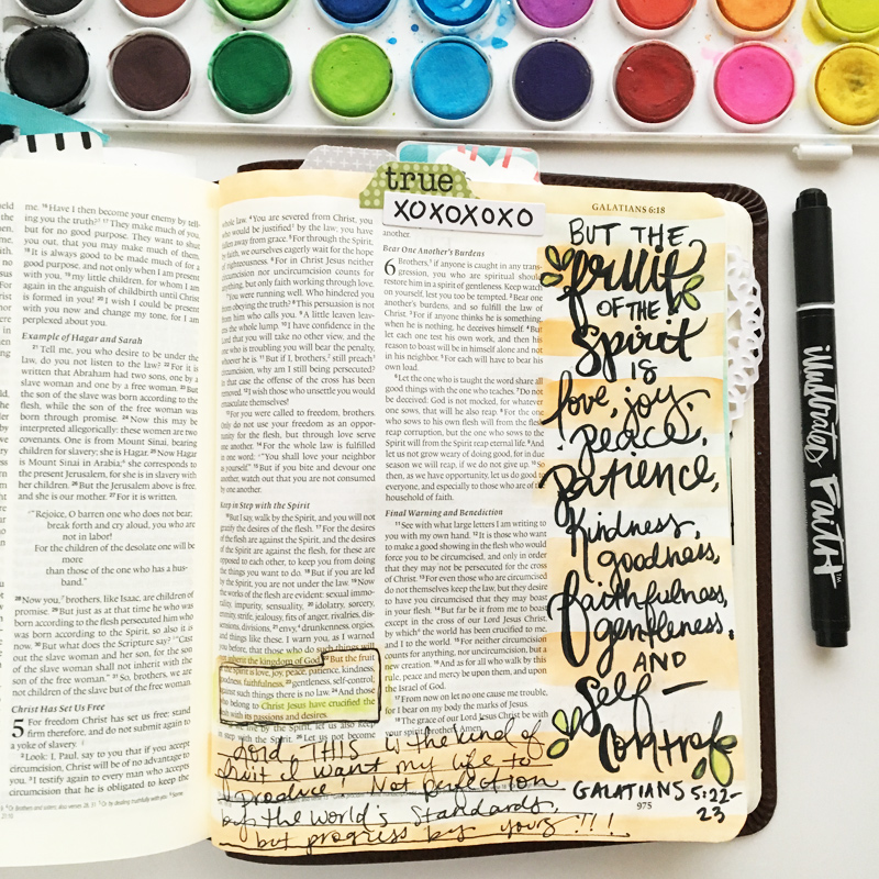 Getting Started with Illustrated Faith: The Blank Page with Bailey Jean Robert