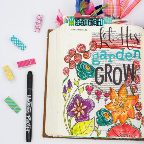 Let His Garden Grow | Galatians 5:22-26