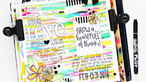 Your Love Still Wins | Song Journal Entry