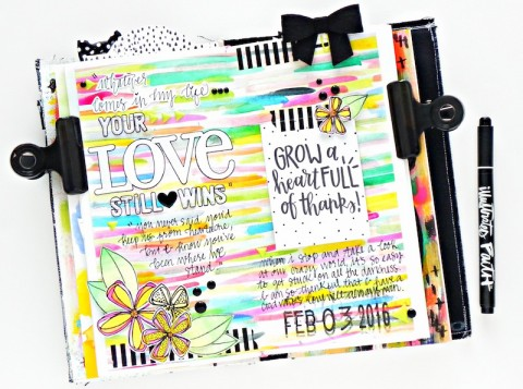 Your Love Still Wins   Song Journal Entry
