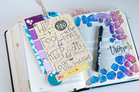 Why I Illustrated My Faith