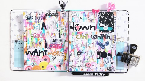 Song journal entry: Set A Fire Down In My Soul