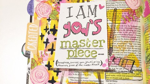 I Am God's Masterpiece | Ephesians 2:10