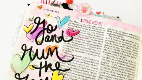 Finishing Strong – Hebrews 12