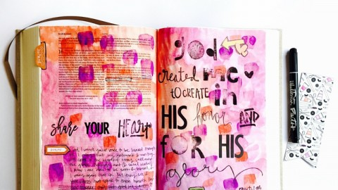 In His Honor and For His Glory | Created To Create